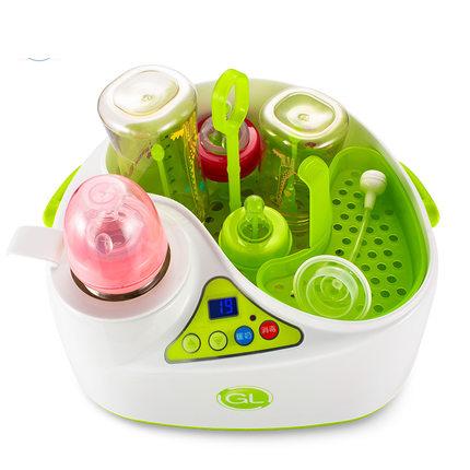 GL格朗宝宝奶瓶消毒器婴儿多功能蒸汽消毒锅