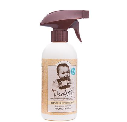 英国哈丁宝贝 奶嘴奶瓶清洗剂套装 婴儿专用清洁液