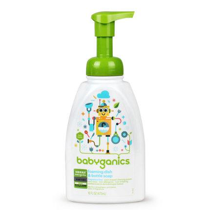 甘尼克宝贝BabyGanics奶瓶清洁剂美国进口