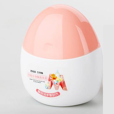 芭格美奶瓶清洗剂洗涤液清洗液婴儿奶渍清洁剂218ml