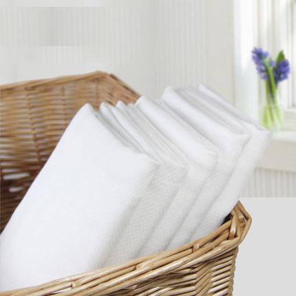 贝立方10条竹浆纤维尿布婴儿尿布可洗