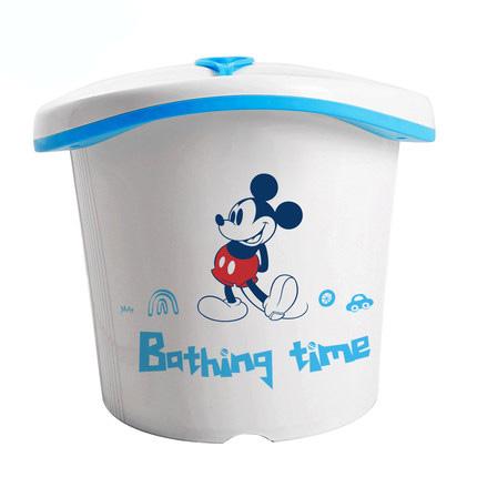 迪士尼婴儿浴桶洗澡盆大号