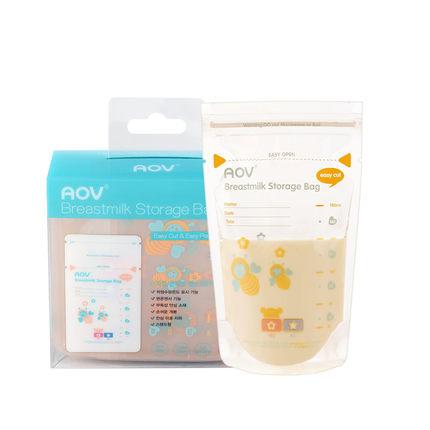 AOV储奶袋母乳袋保鲜袋纳米增量34枚