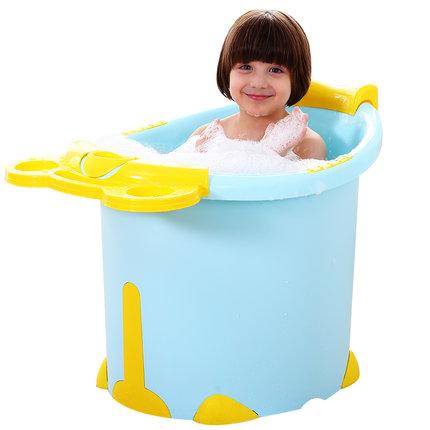 诺澳 宝宝浴桶大号儿童洗澡桶