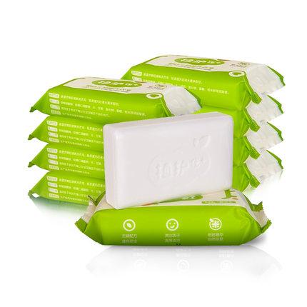 植护 婴儿洗衣皂180g*10块 宝宝专用皂尿布皂