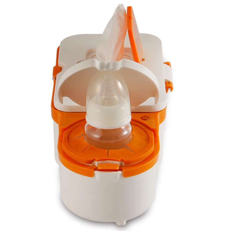 台湾多米氏TOMYTH婴儿湿巾加热器可车载奶瓶保温器
