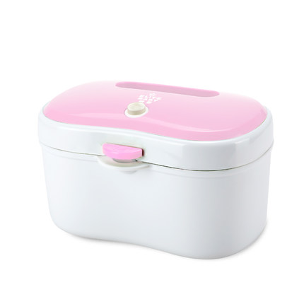 精婴婴儿湿纸巾加温器加热自动速热保温盒