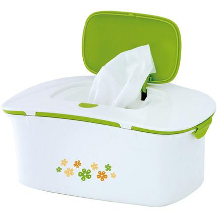 小白熊婴儿湿巾加热器恒温保温器