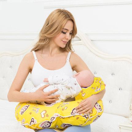 小西米木哺乳枕头喂奶枕婴儿多功能