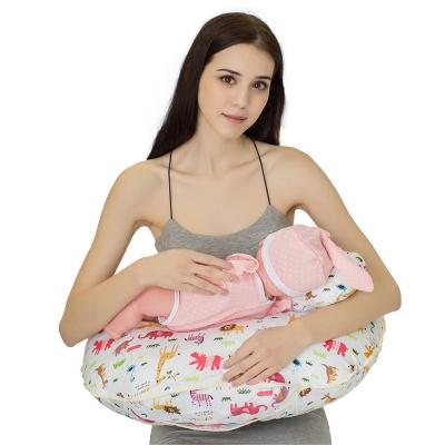 翼然哺乳枕头新生婴儿喂奶枕哺乳垫神器