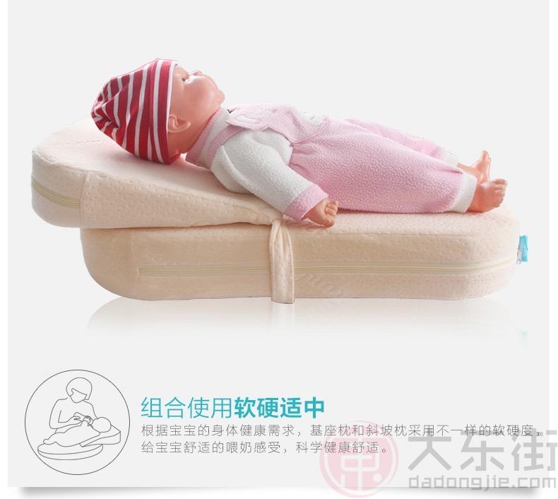 阿兰贝尔喂奶枕假人测试