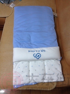 初生婴儿睡袋宝妈晒照1
