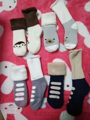 保暖婴儿袜子宝妈2
