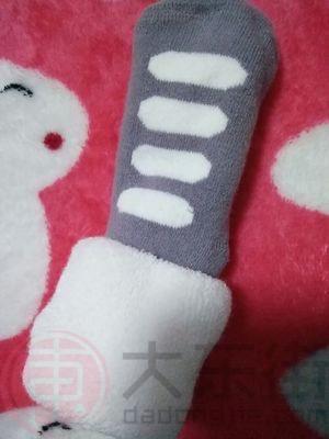 保暖婴儿袜子宝妈3