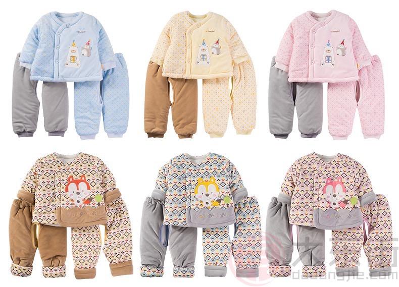 童泰婴儿棉衣多选1