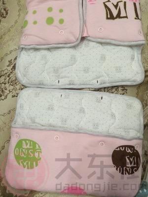 婴儿睡袋纯棉宝妈晒照4