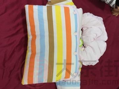 婴儿睡袋宝妈晒照2