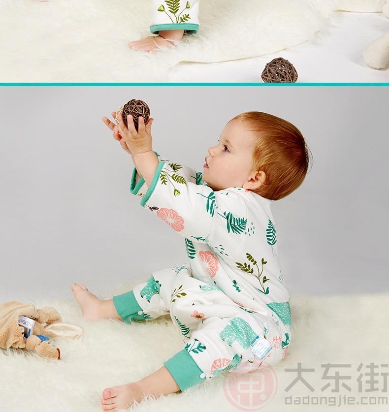 分腿睡袋宝宝展示2