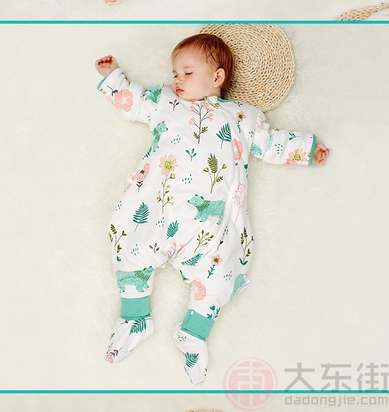 分腿睡袋宝宝展示3