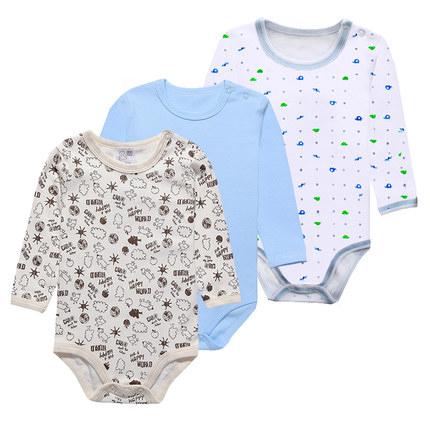 婴儿三角哈衣,婴儿阶段必备的衣服
