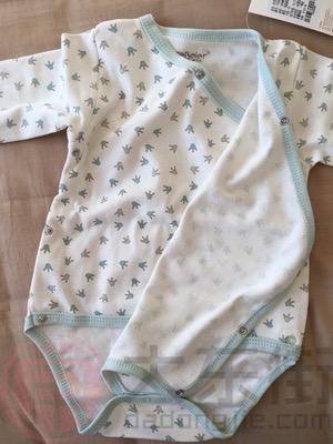 婴儿三角哈衣宝妈晒照2