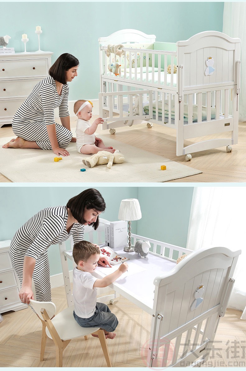 KUB可优比婴儿床应用环境2