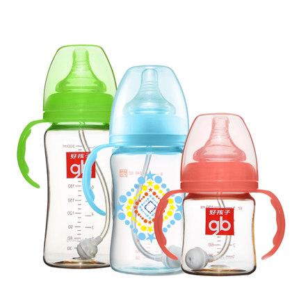 宝宝奶瓶每个年龄段选择多大的奶瓶