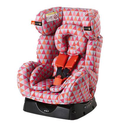 好孩子婴儿安全座椅宝宝安全座椅,适合0-7岁的儿童